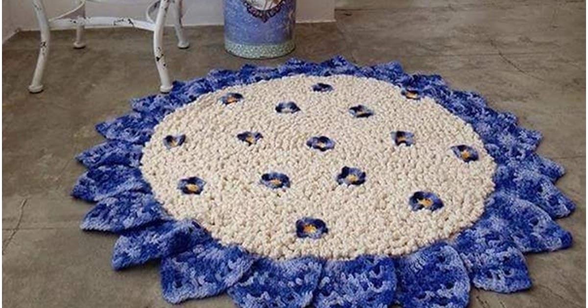 Ideas para el hogar alfombra tejida - Alfombras para el hogar ...