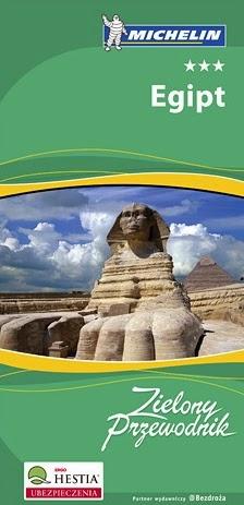 Przewodnik Egipt Michelin