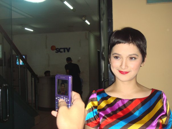 Indonesian soap advertisement model scam 7