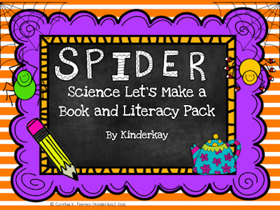 https://www.teacherspayteachers.com/Product/Spiders-Lets-Make-a-Book-Science-and-Literacy-Pack-772688