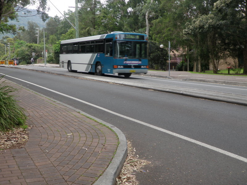 Life of a University Student UOW Buses