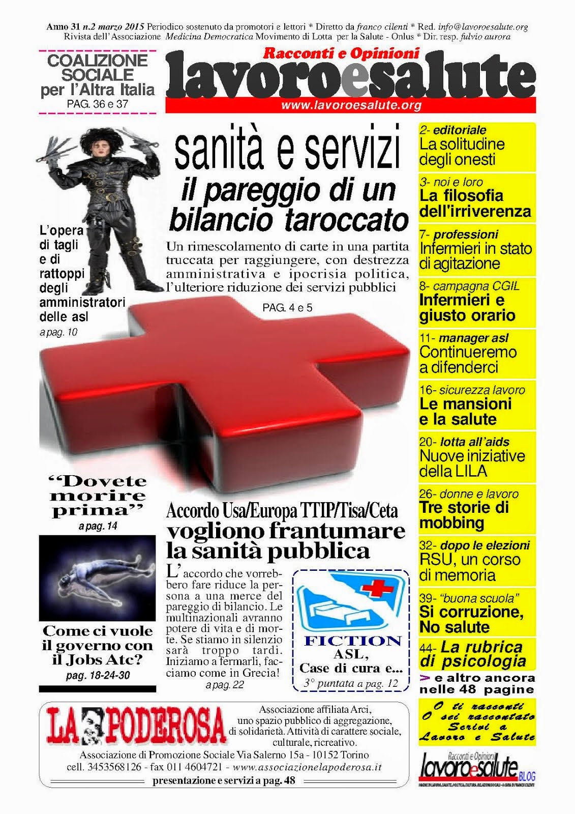 Periodico marzo 2015
