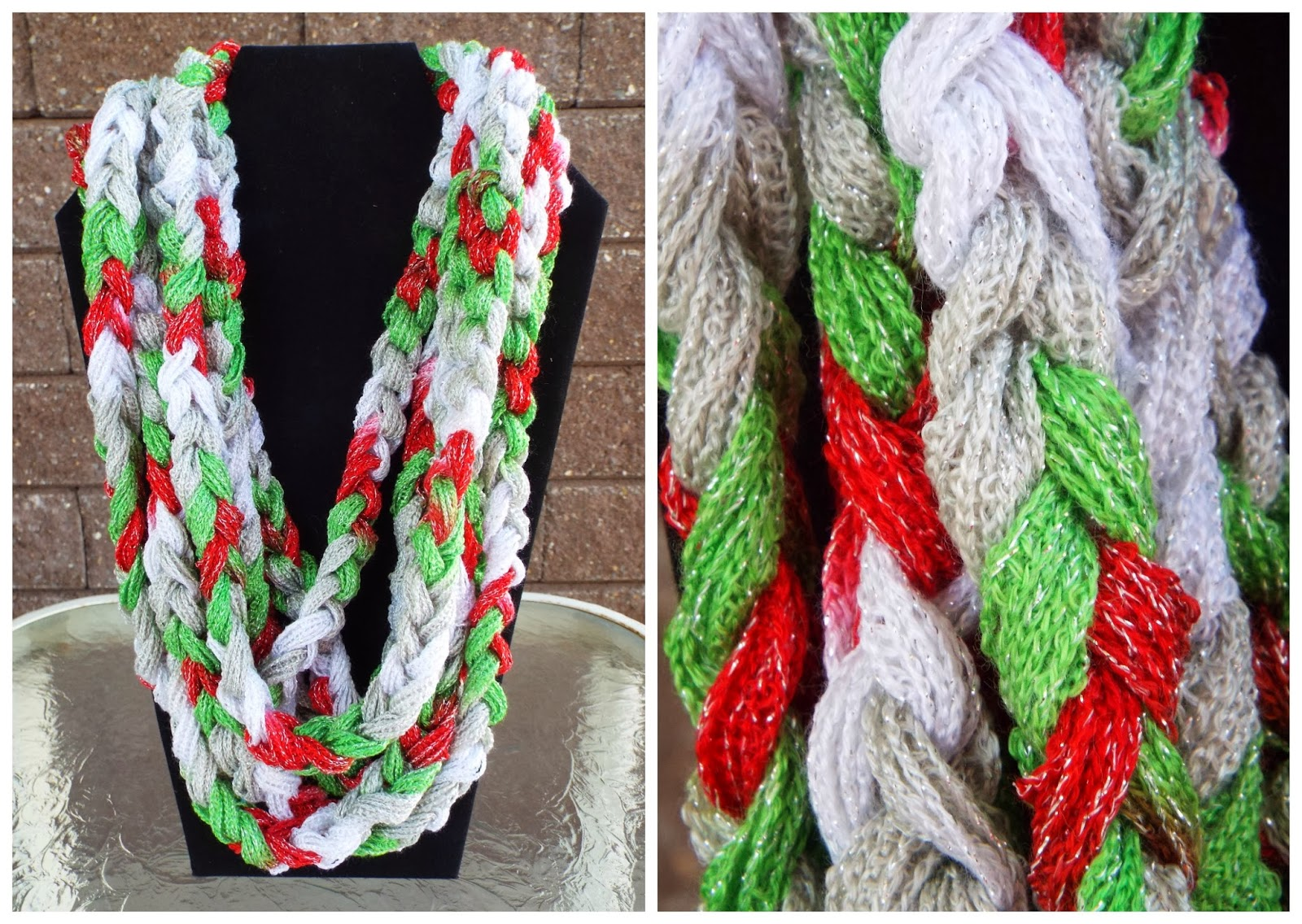 Crochet Scarf Patterns Using Q Hook : Hooks Happenings: Some crochet projects