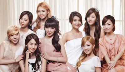 Foto Girls Generation terbaru 2012