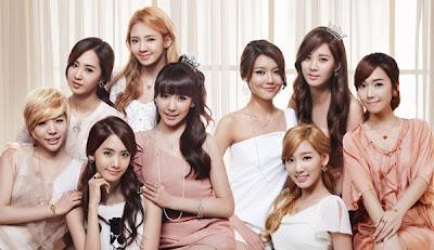 Foto Girls Generation terbaru 2012