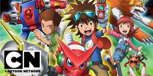 Digimon Fusion - Cartoon Network