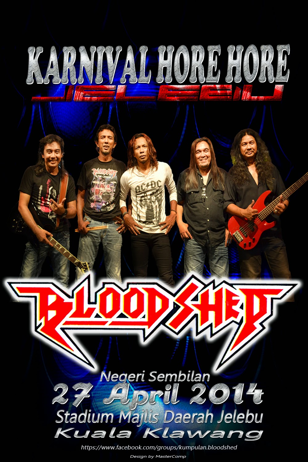 Event: Bloodshed Karnival Hore Hore