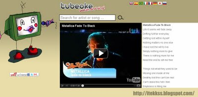 videos en version karaoke
