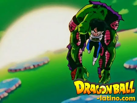 Dragon Ball Z capitulo 96