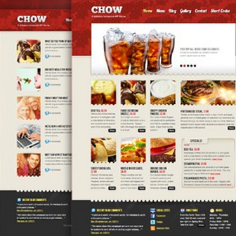 Chow-Free-WordPress-Restaurant-Rheme
