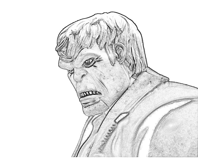 solomon grundy coloring pages - photo#19