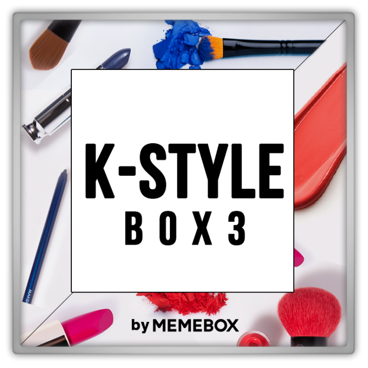 Memebox Special #43 K-Style 3 미미박스 Commercial