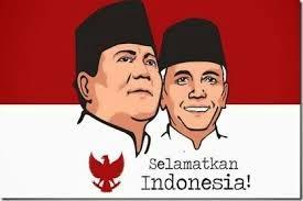 Sudah Coblos Prabowo Pada Pemilu 2014 Di Indonesia