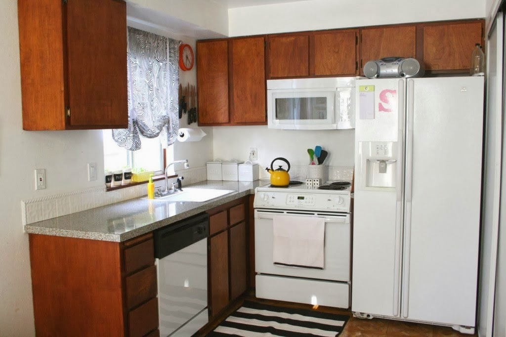 Desain interior dapur rumah minimalis dengan tampilan for Ideas para cocinas chicas