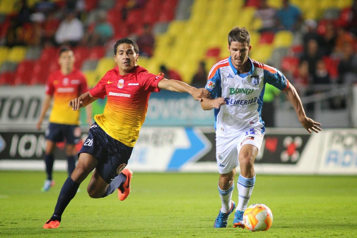 Monarcas Morelia vs Querétaro: Liga MX 01-05-2015