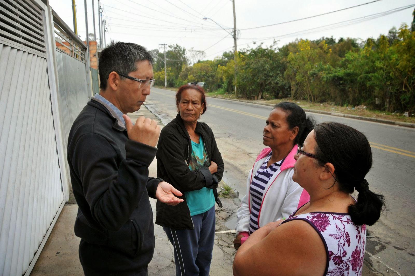 Em 24 horas, Prefeitura de Itaquá resolve problema de iluminação que durava 5 anos
