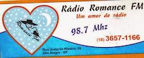 Radio ROMANCE FM Alto Alegre -SP