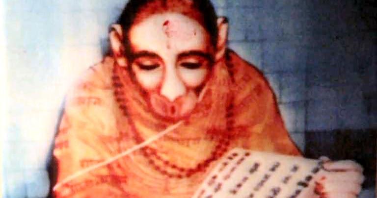 sharda computer classes real and original picture of hanuman ji
