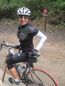 Riding with the Diablo Cyclists