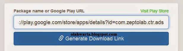 Cara Download APK Game Android Gratis