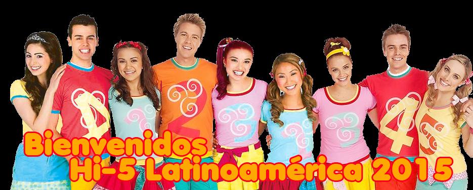 Hi-5 Latinoamerica