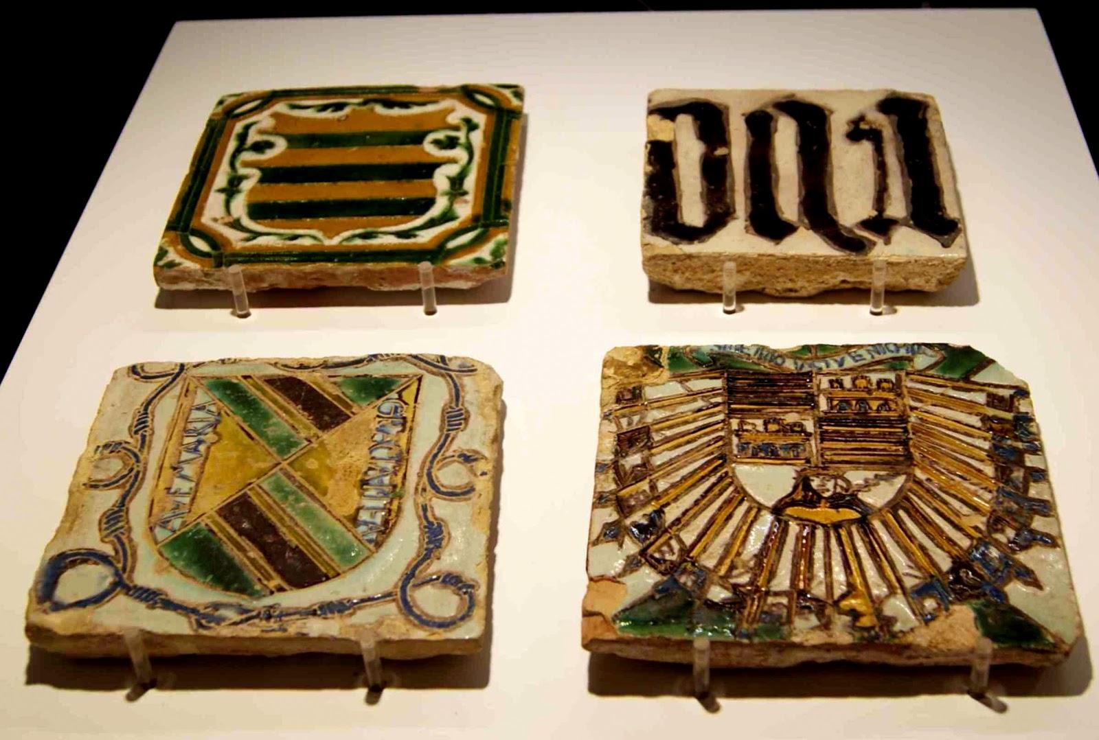 Leyendas de sevilla centro del mud jar palacio de los for Azulejos baratos en cordoba