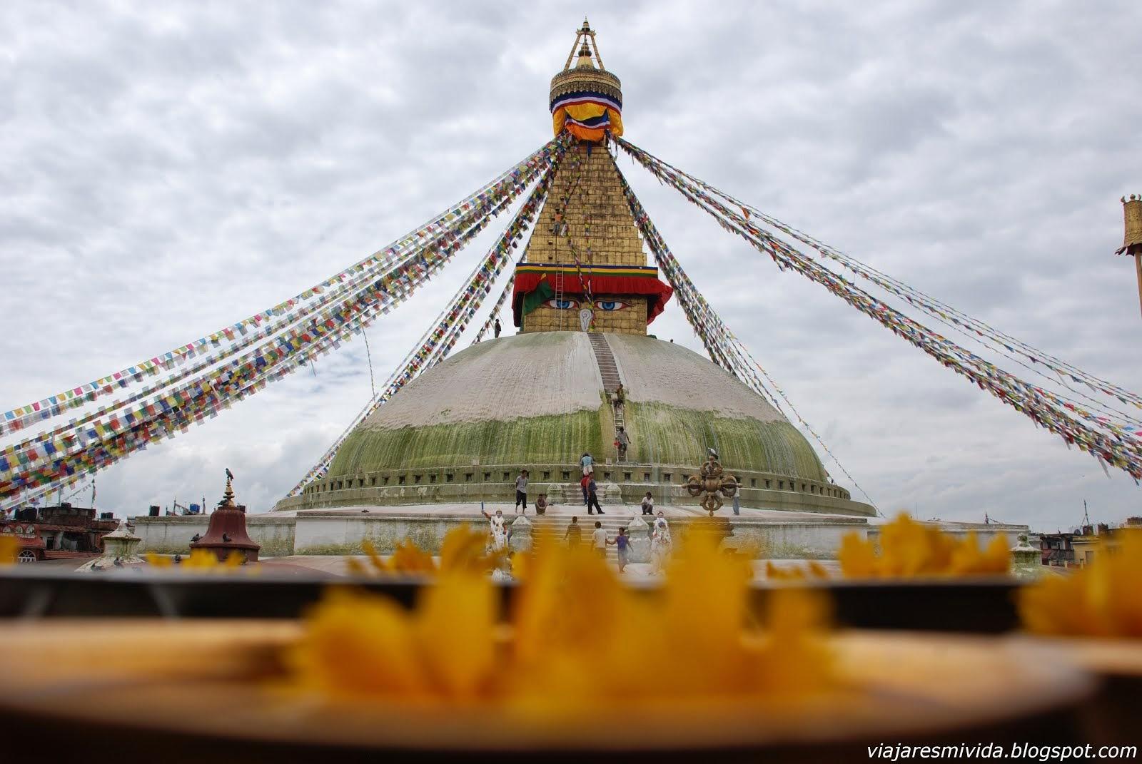Mi viaje a Nepal (06-08-2011)