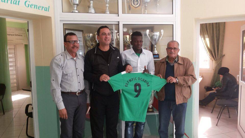 Ousmane ben Goita - Footballeur - IEFM 3D   LinkedIn