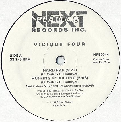 Vicious Four Hard Rap