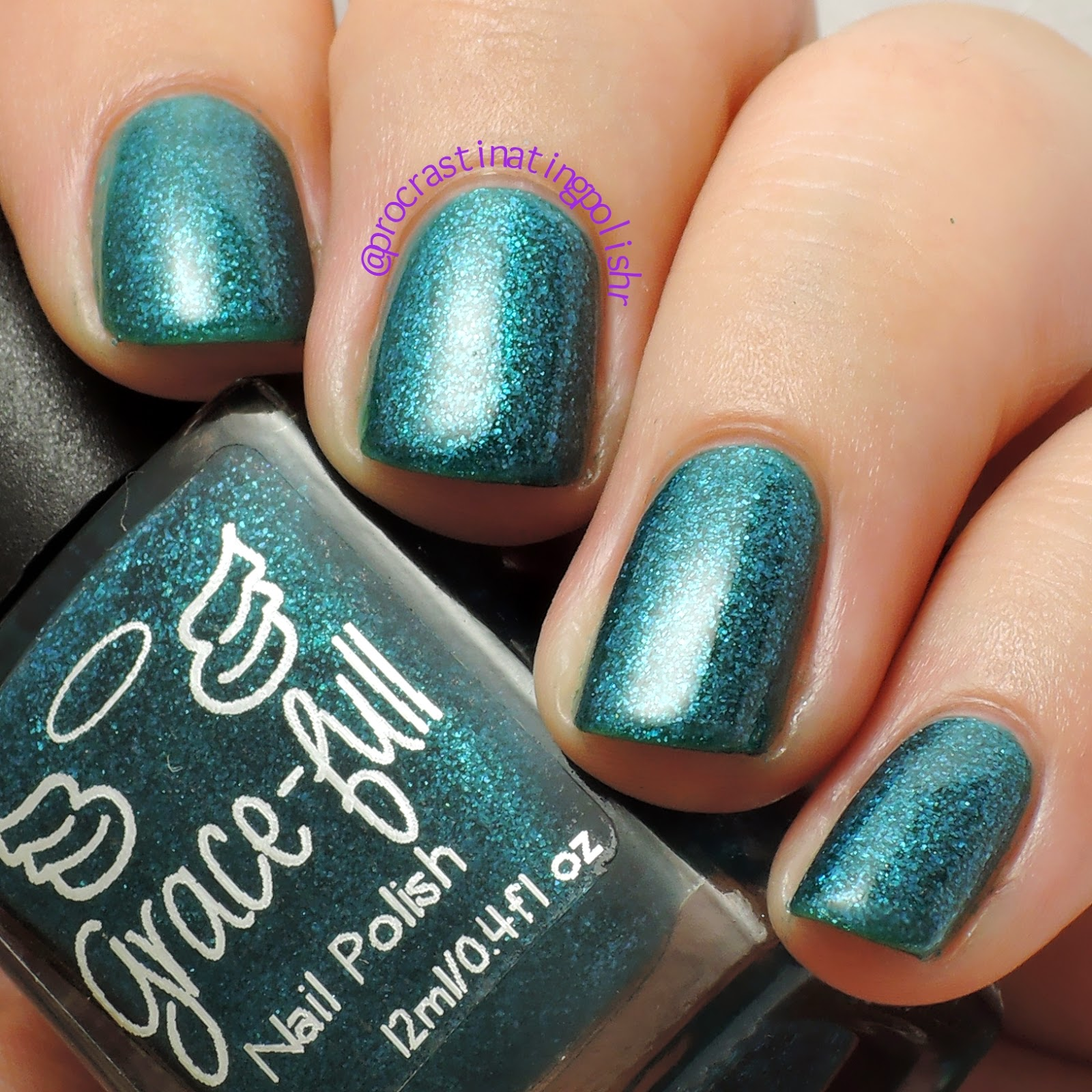 Grace-full Nail Polish - Christine