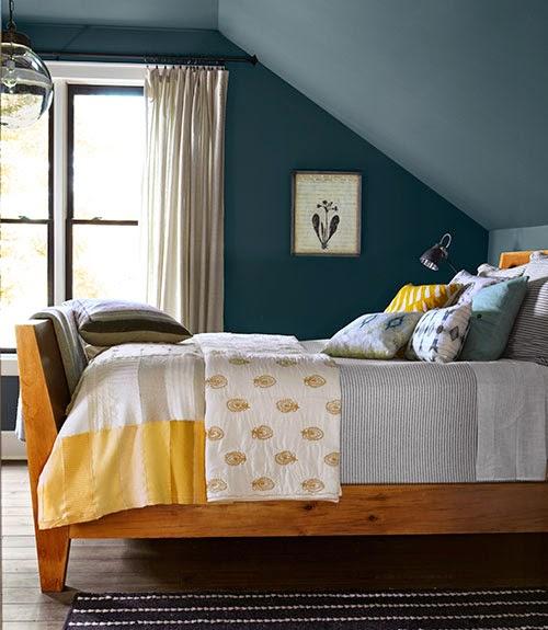 Wohnen und Einrichten mit Farbe - gewusst wie!