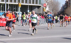 MARATON DE BARCELONA 2011