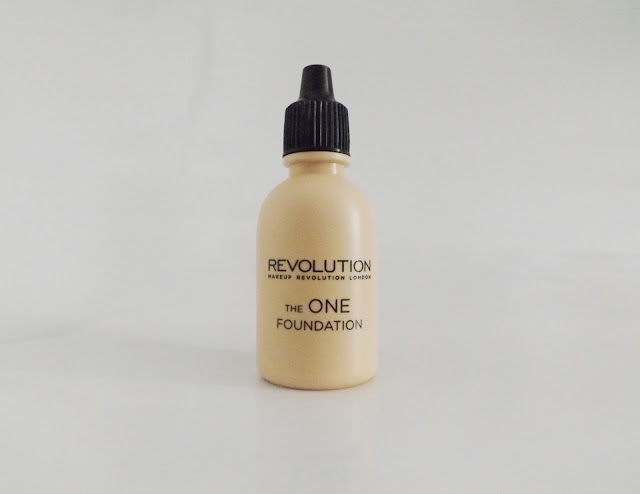 Makeup Revolution The One Foundation in Shade 1