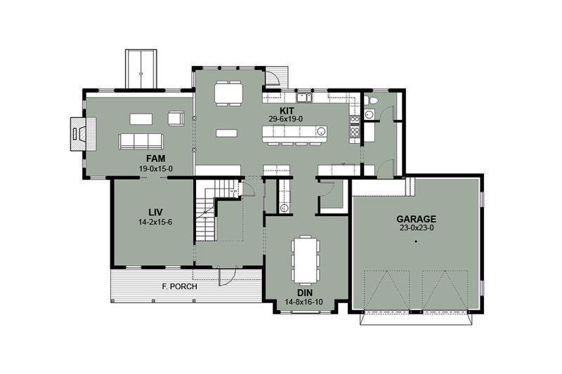 Planos de casas modelos y dise os de casas planos de for Planos 3d gratis