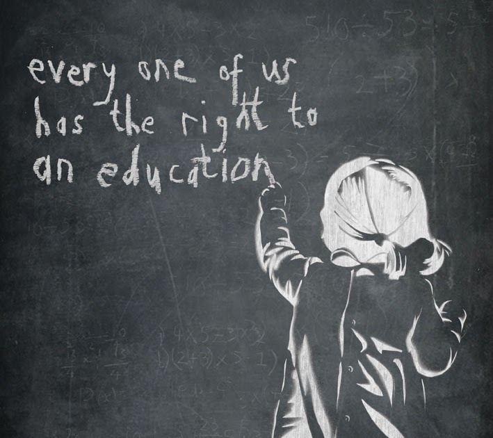 EXPANDED EYE: right to education