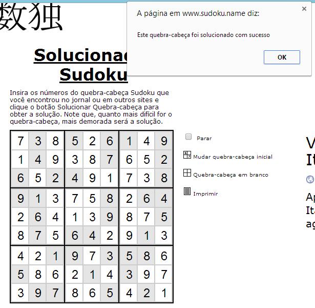 solucionador de sudokus