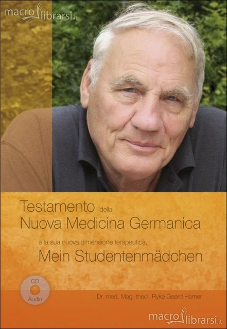 Testamento Nuova Medicina Germanica