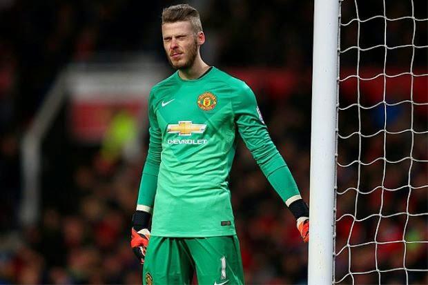 Ikat De Gea Atau Risiko Kehilangannya 18 Bulan Dari Sekarang, info sukan, bola sepak, manchester united, Real Madrid, David De Gea