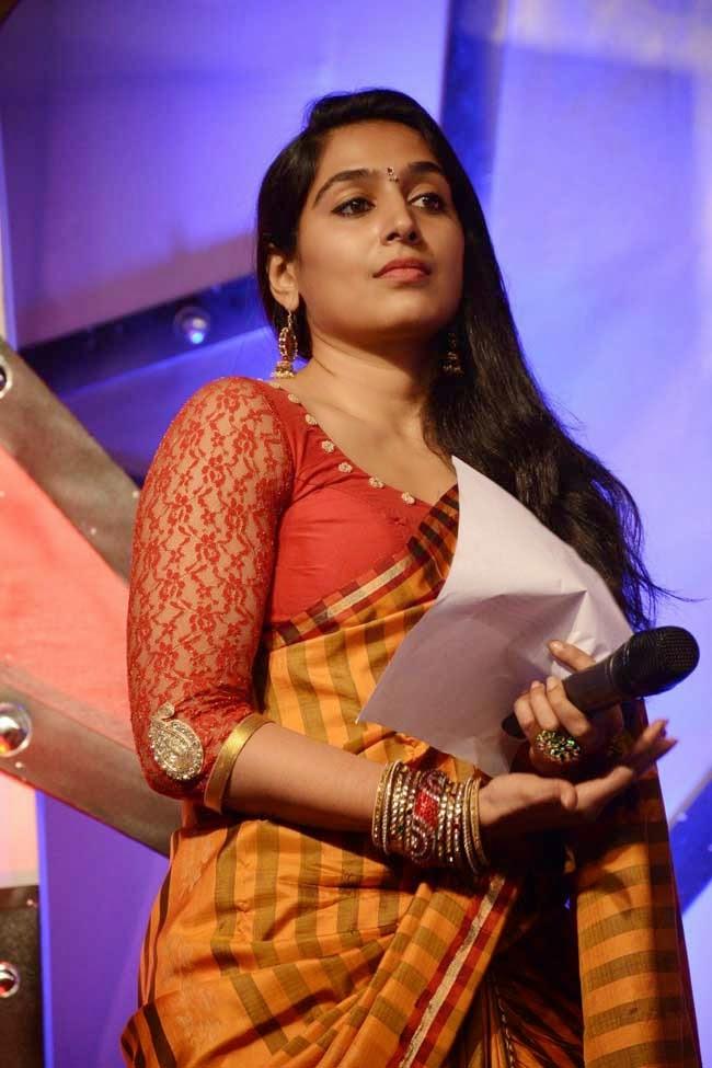 Padma Priya In Silk Saree