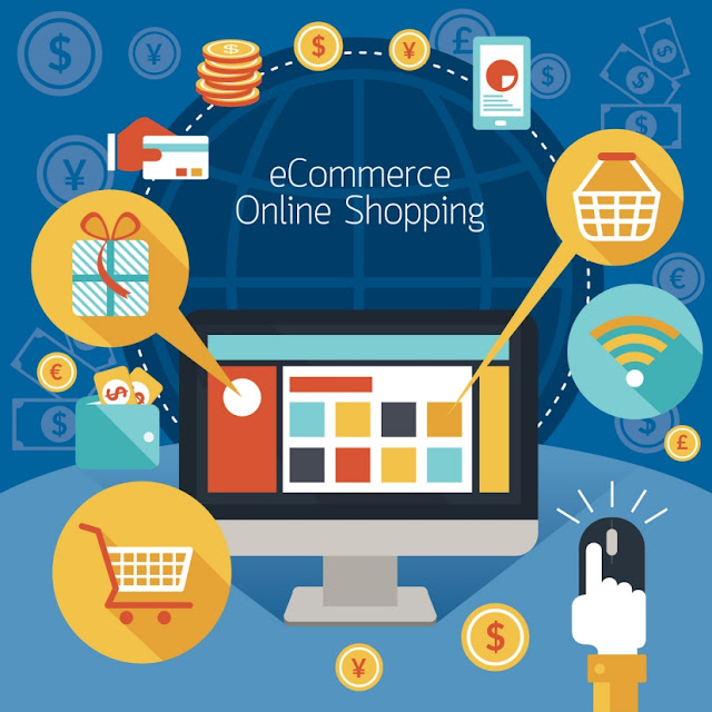 eCommerce online shopping