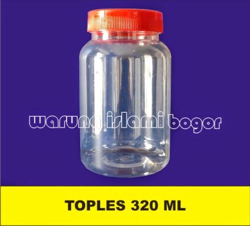 Jual Grosir Botol Toples Plastik