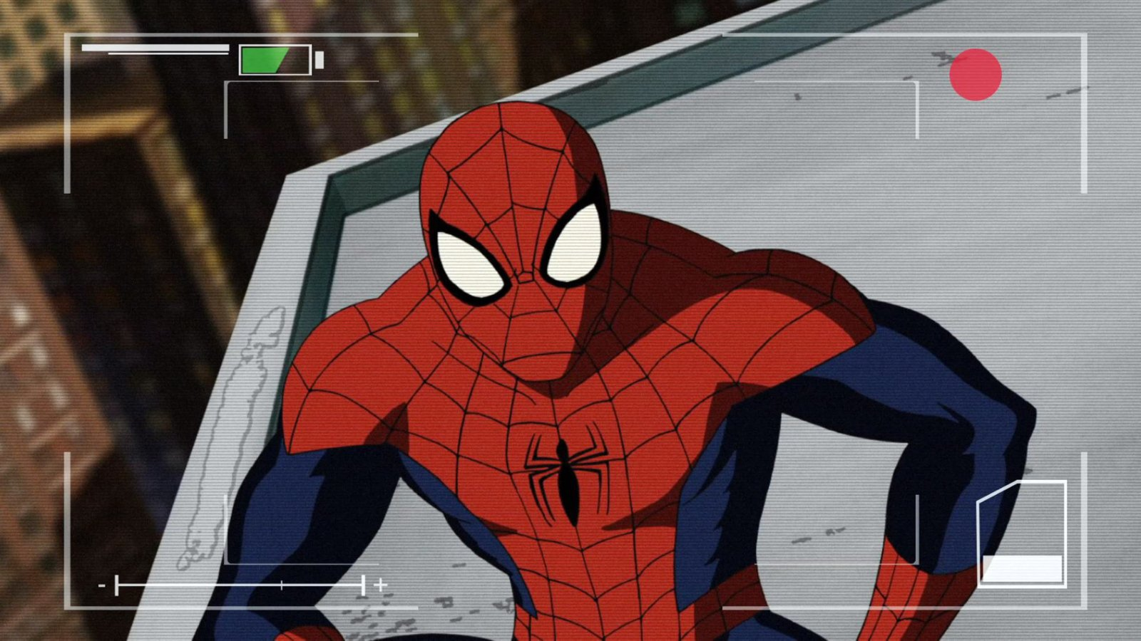 Ultimate spider man disney xd characters - photo#5