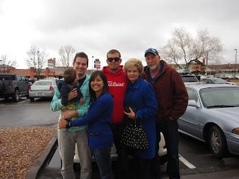 Family Vaca 2011
