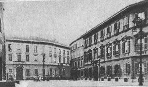 MILANO - PIAZZA SAN SEPOLCRO
