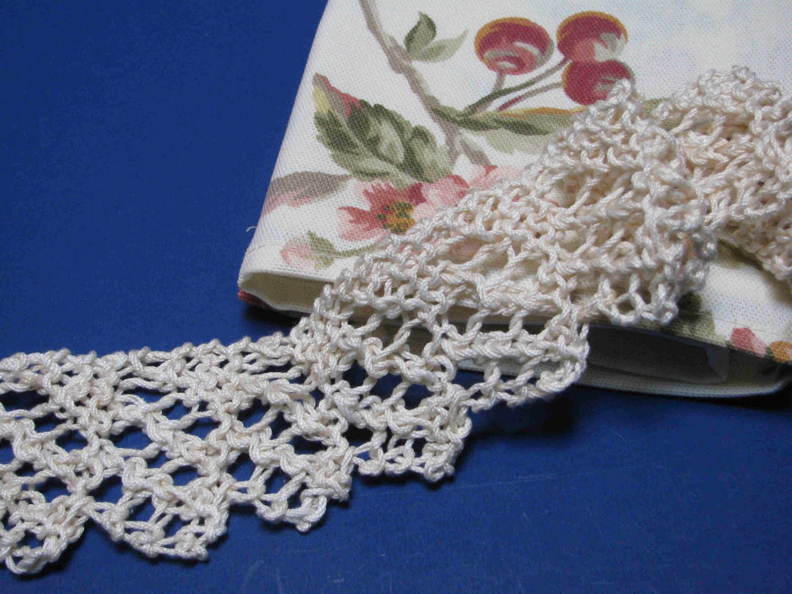 Historic Needlecrafts by KnittyDebby: Easy summer project-Free patterns