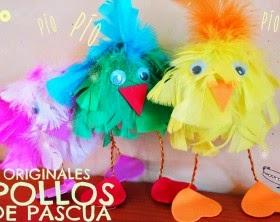 http://www.manualidadesinfantiles.org/pollitos-pascua-originales
