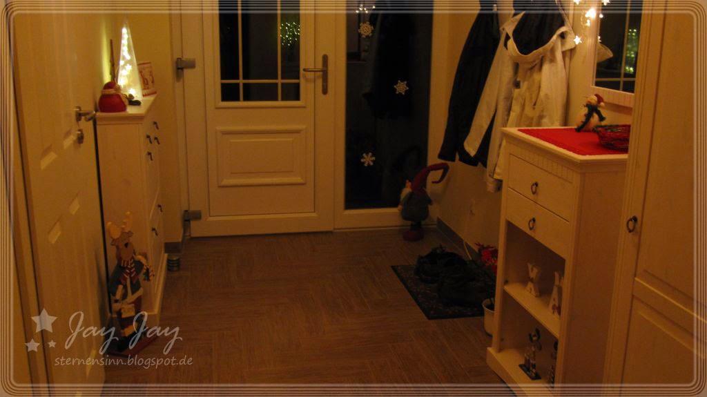 sternensinn garten und mehr erste weihnachtsdeko. Black Bedroom Furniture Sets. Home Design Ideas