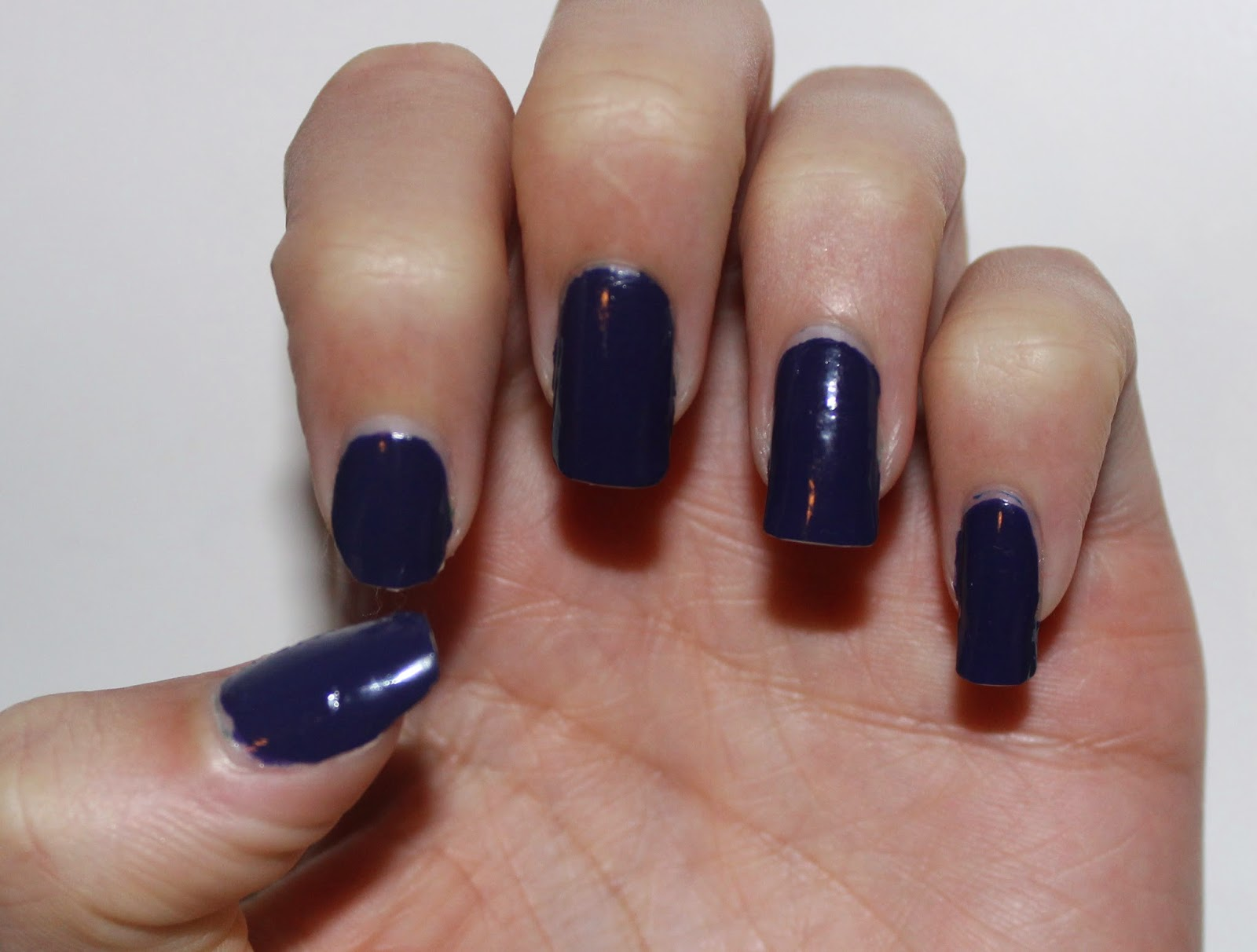 Rimmel London x Rita Ora 60 Seconds Nail Polish in Midnight Rendezvous