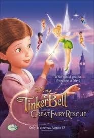 ดูการ์ตูน Tinker Bell and the Great Fairy Rescue ทิงเกอร์เบลล์ ผจญภัยแดนมนุษย์
