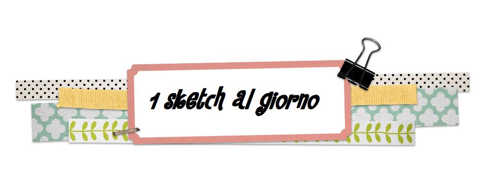 1 sketch al giorno